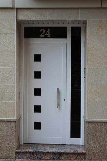 Puertas aluminio for Puertas de aluminio
