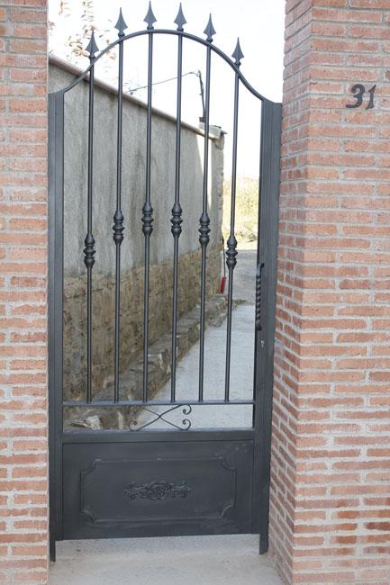 Puertas hierro exterior puertas hierro exterior with puertas hierro exterior fabulous modelos - Puertas de hierro exterior ...